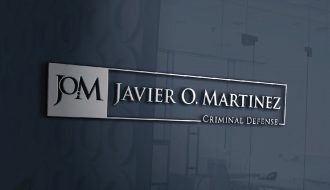Javier O. Martinez Criminal Defense Attorney Logo and Website Design