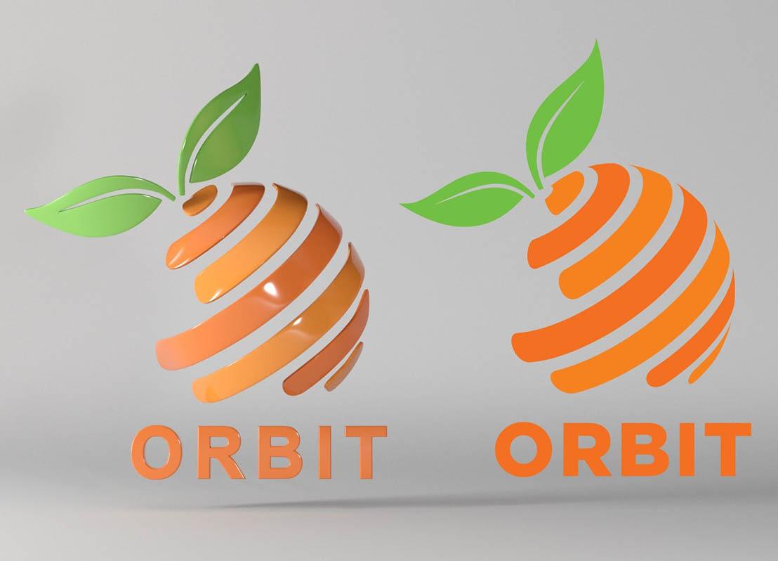 Orbit Logo Redesign