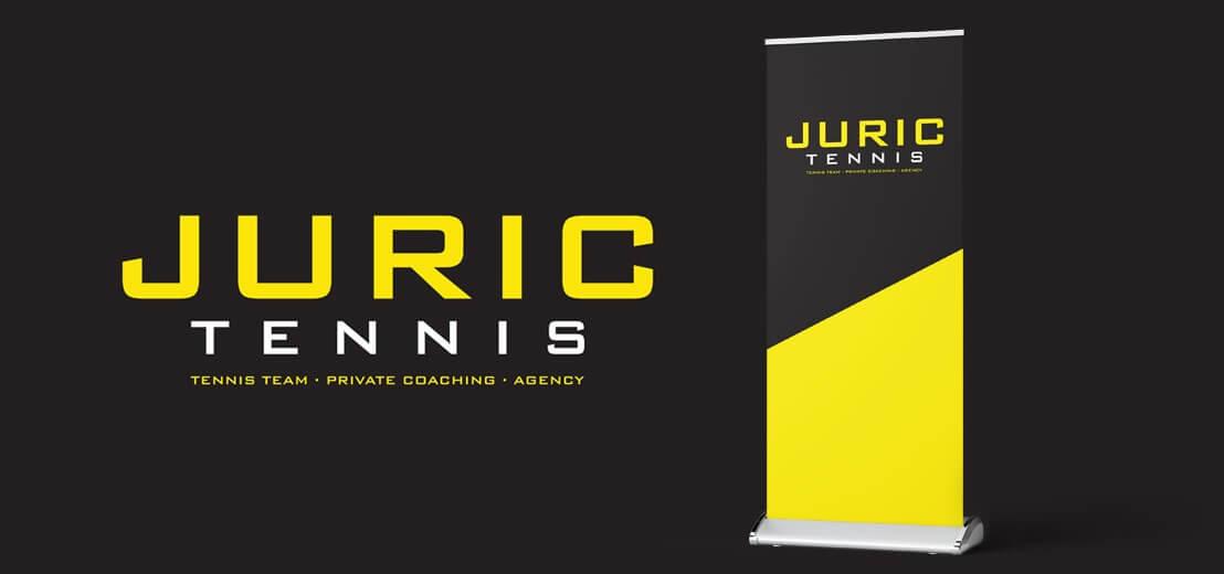 Tennis Lessons Logo Design